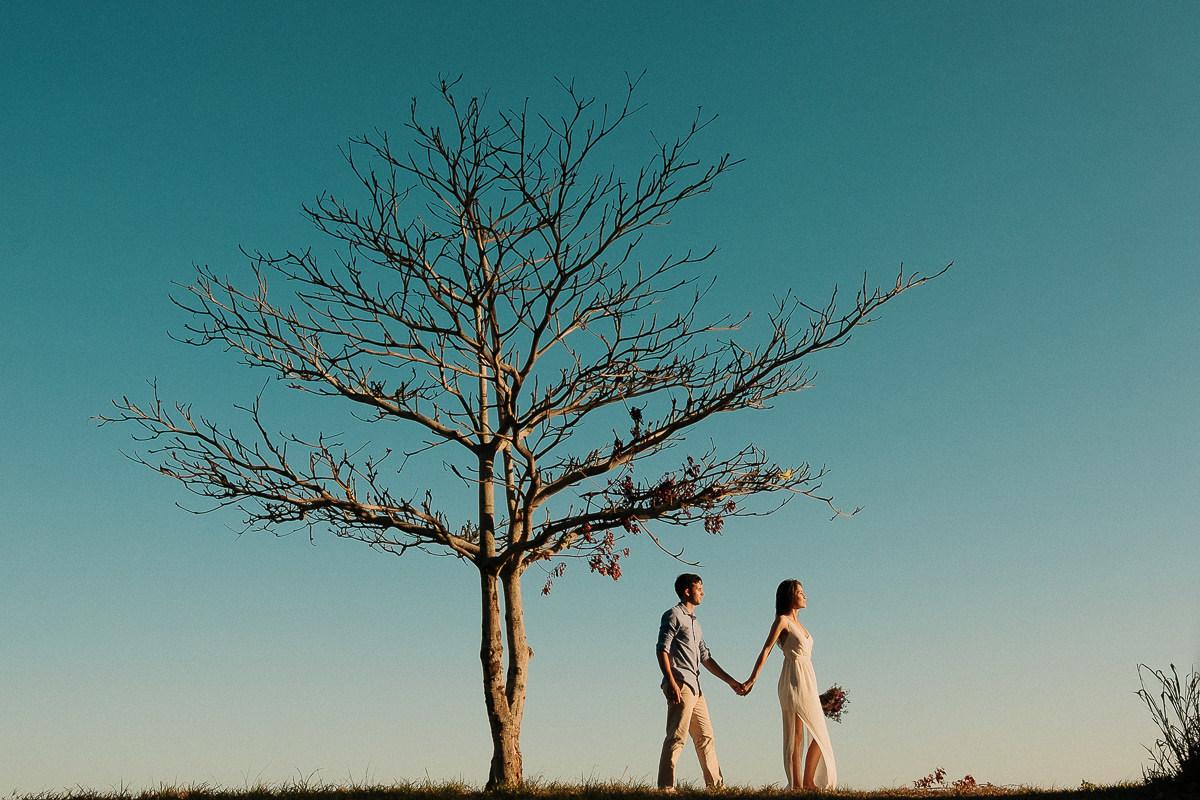 Imagem capa - Que tal GANHAR um ensaio pré-casamento incrível? por Foto Certa