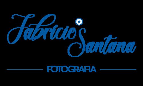 Logotipo de Fabrício Santana Fotografia