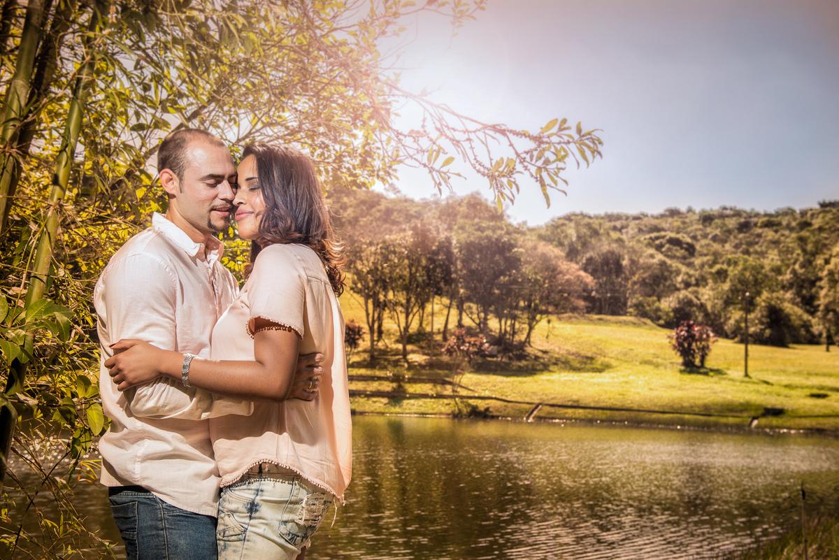 Populares Ensaio pré casamento - Pre Wedding - Renata & Carlos - ZB68
