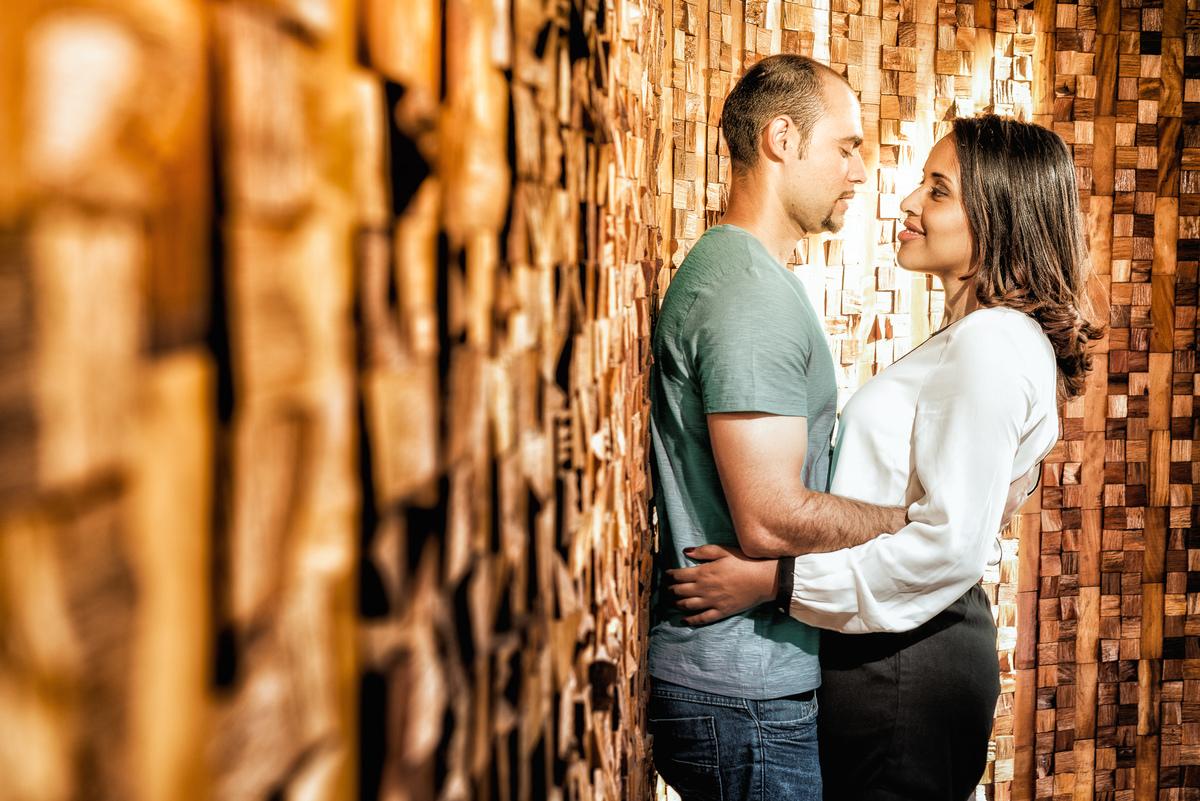 Amado Ensaio pré casamento - Pre Wedding - Renata & Carlos - UM58