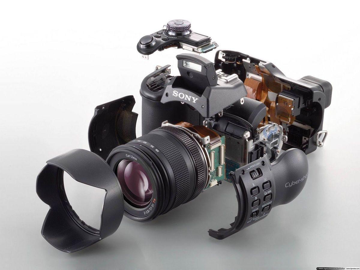 Imagem capa - Como escolher uma câmera fotográfica (ou celular) por Bruno Sampaio