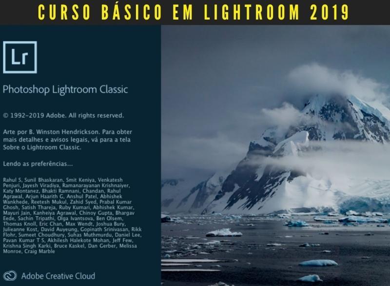 Imagem capa - Curso de Lightroom por Bruno Sampaio