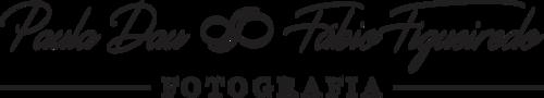 Logotipo de Paula e Fábio Fotografia