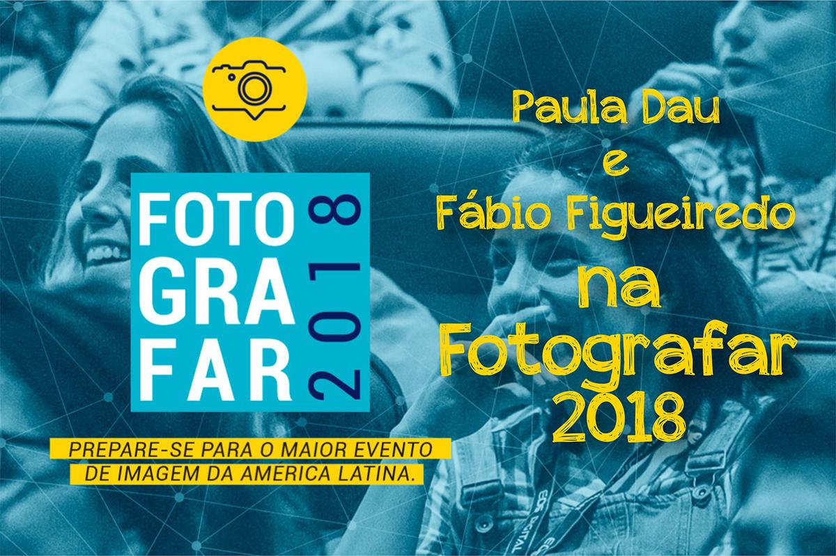 Imagem capa - Feira Fotografar 2018. por Paula e Fábio Fotografia
