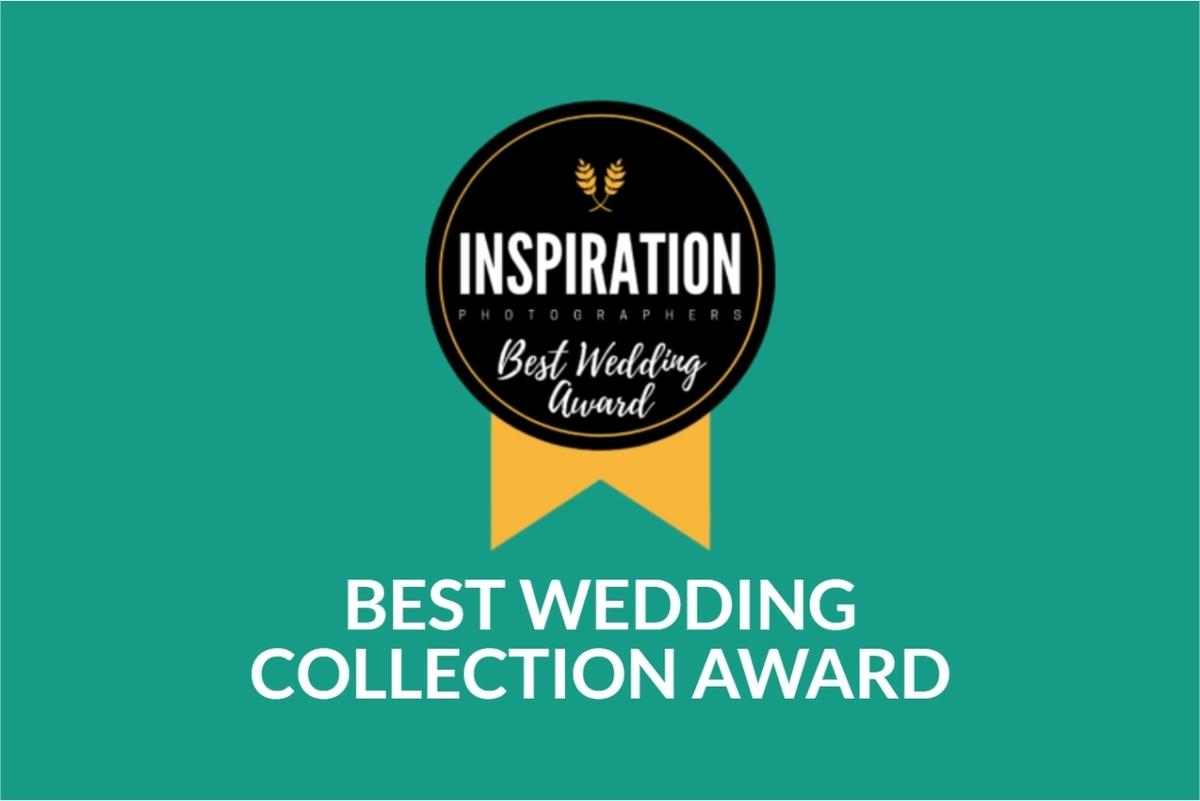Imagem capa - Coleção Premiada no Concurso Best Wedding Awards 11 da Inspiration Photographers. por Paula e Fábio Fotografia