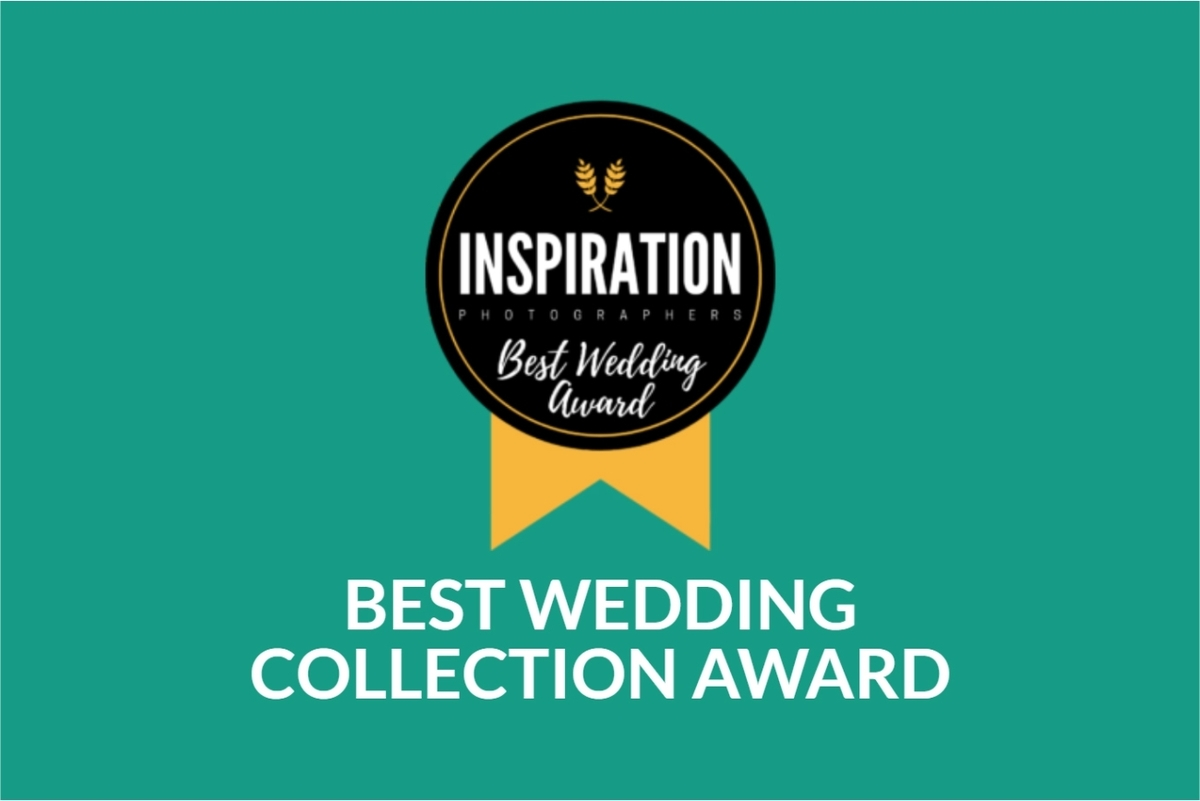 Imagem capa - Coleção Premiada no Concurso Best Wedding Awards 14 da Inspiration Photographers. por Paula e Fábio Fotografia
