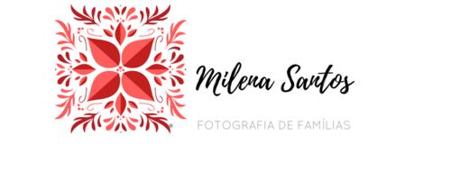 Logotipo de Milena Silva Santos