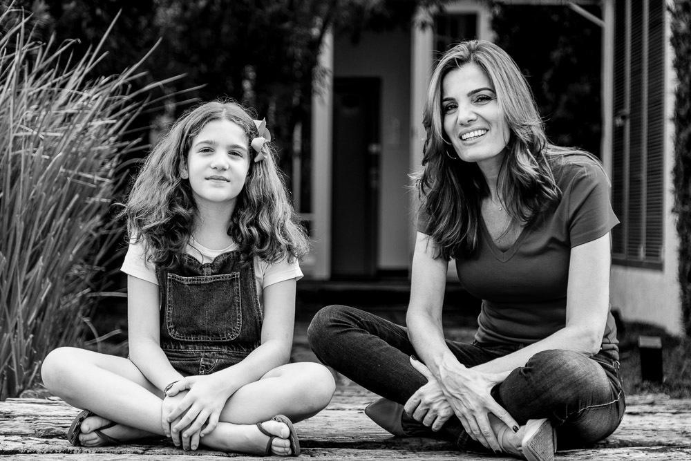 Imagem capa - Retratos de Varanda: Ensaio Solidário por Milena Silva Santos