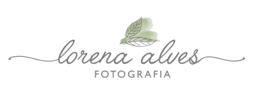 Logotipo de Lorena Alves