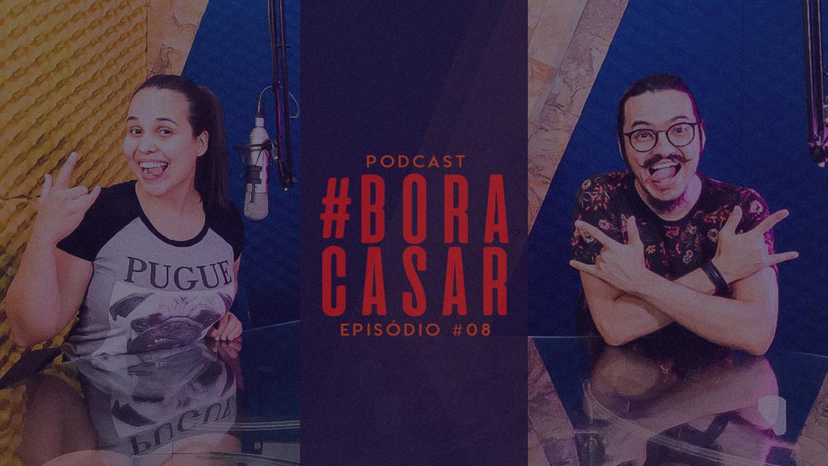 Imagem capa - PodCast #BORACASAR 08 | A importância do Ensaio Pré-Casamento | Por Fabio Bueno & Raissa Castro por FABIO BUENO FOTOGRAFIA