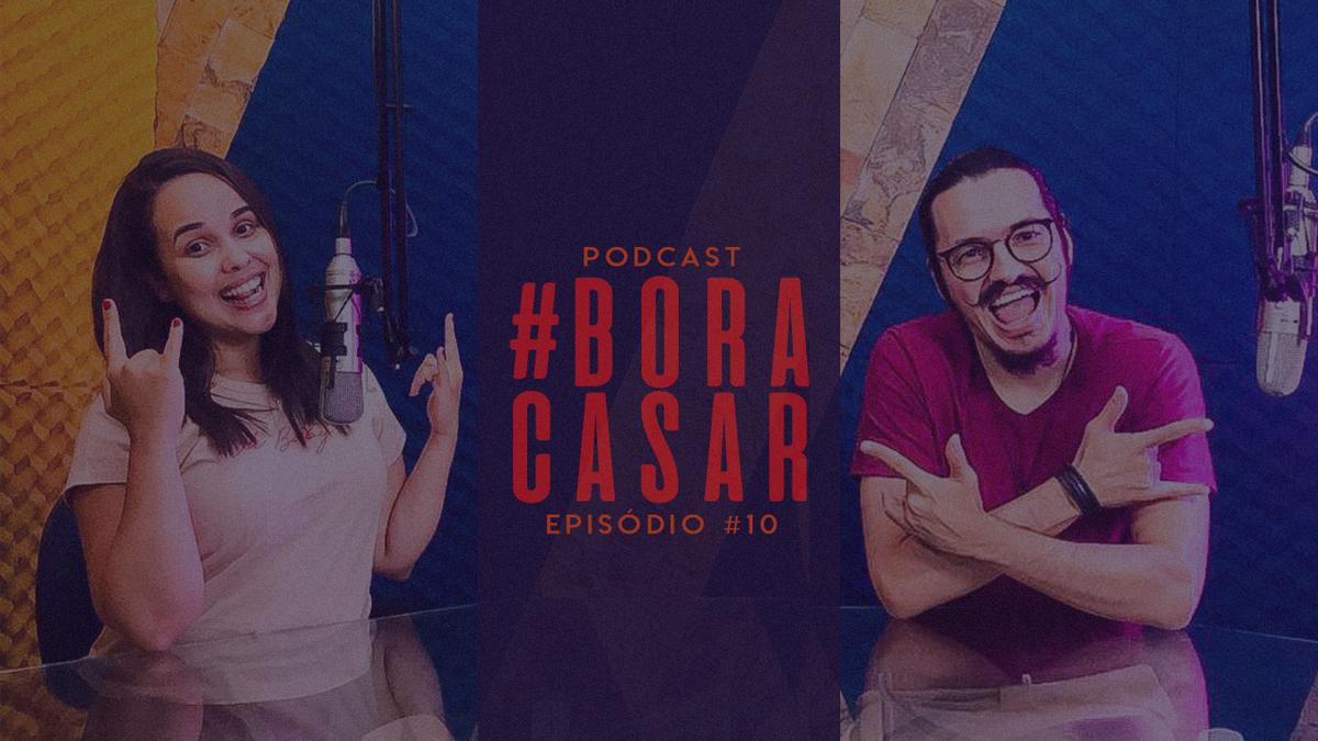 Imagem capa - PodCast #BORACASAR 10 | O Making-of dos Noivos | Parte 1 | Fabio Bueno & Raissa Castro por FABIO BUENO FOTOGRAFIA