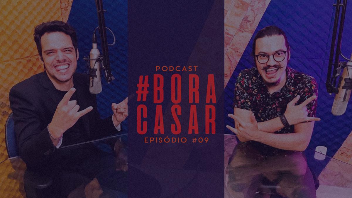 Imagem capa - PodCast #BORACASAR 09 | A Música nos Casamentos | Ft.Will Nogueira por FABIO BUENO FOTOGRAFIA