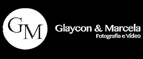 Logotipo de Glaycon + Marcela | Fotografia e Vídeo