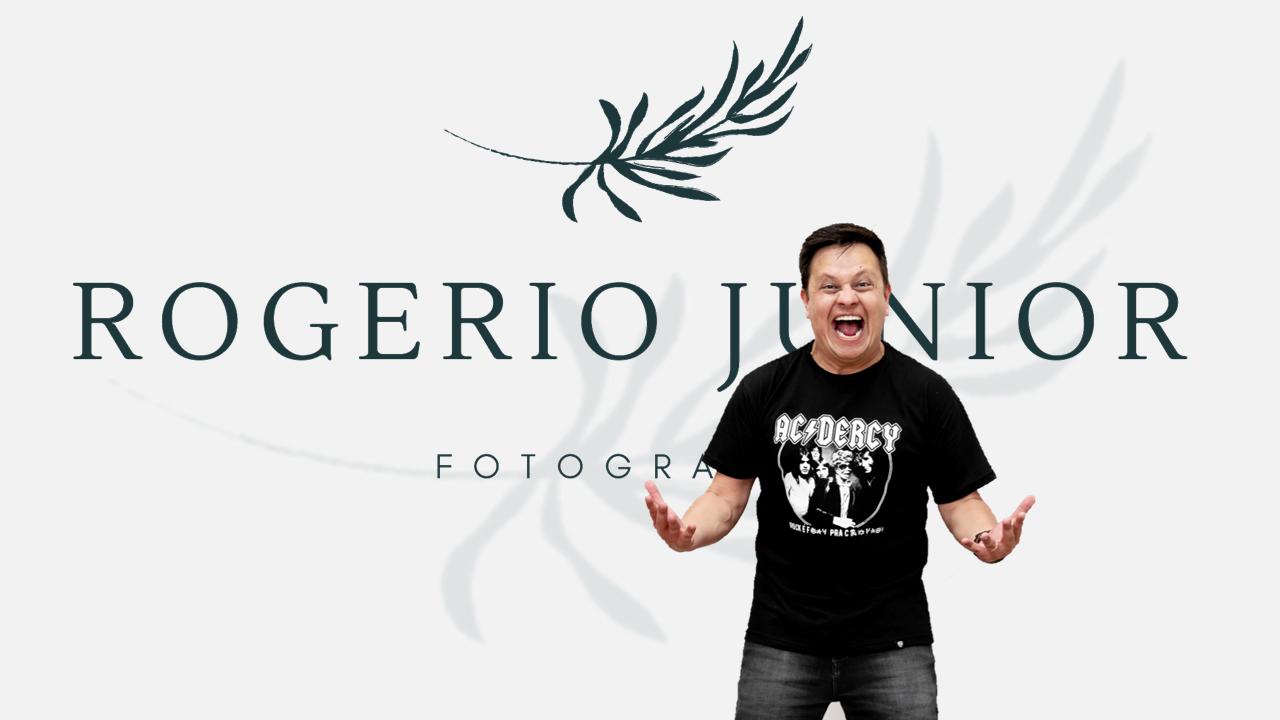 Sobre ROGERIO JUNIOR - FOTOGRAFIA