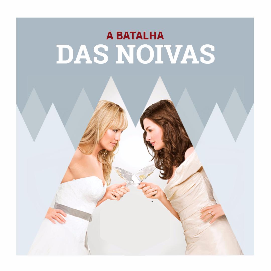 Imagem capa - A BATALHA DAS NOIVA 2018 por ROGERIO JUNIOR