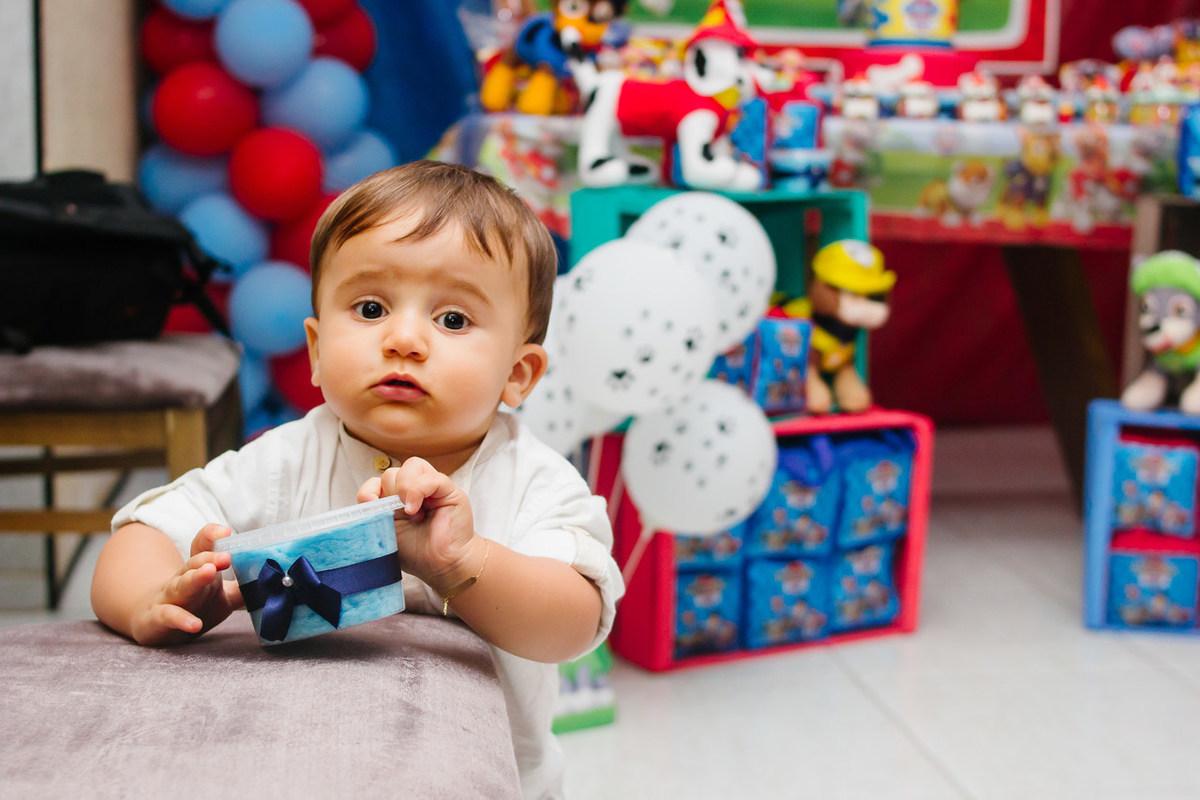 Imagem capa - É obrigado o bebê sorrir na festa de 1 ano? por Cizinho Rodrigues Fotografia