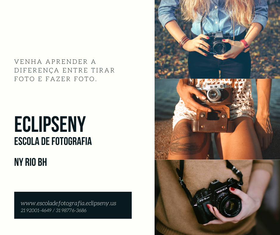 Imagem capa - Curso de Fotografia com JC Volotão por Volotão