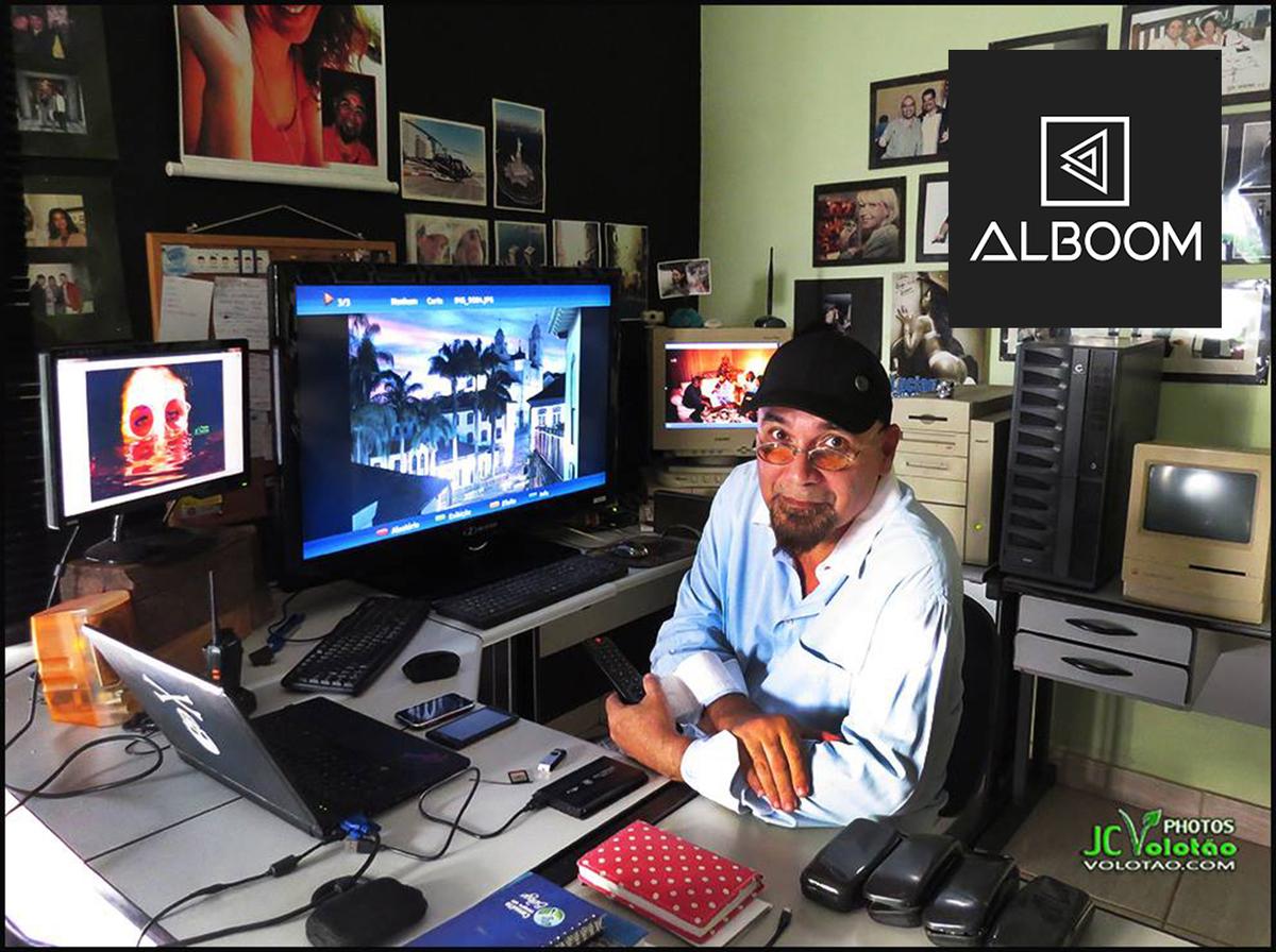 Imagem capa - Embaixador da Alboom no Brasil por JC Volotão