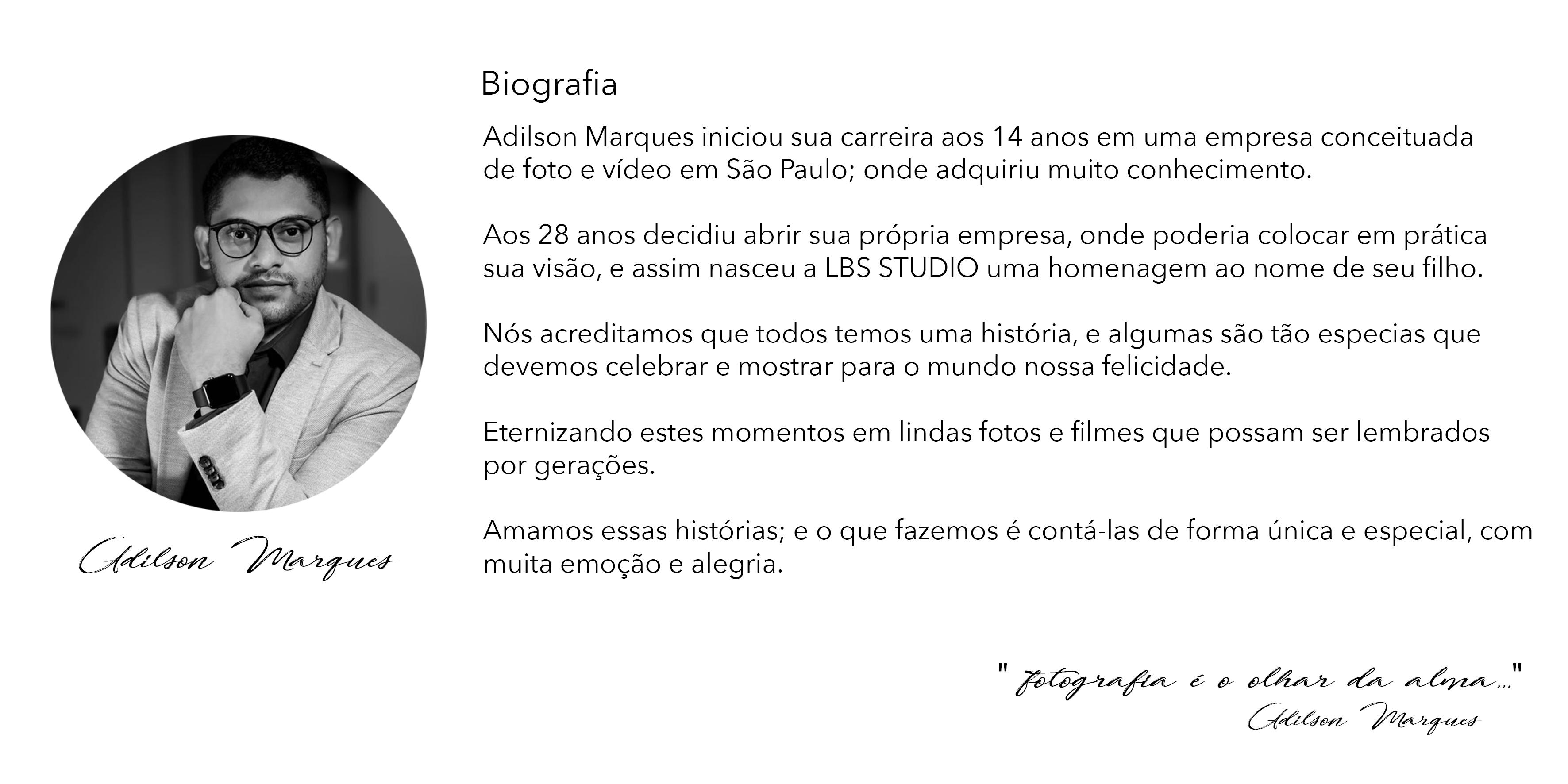 Sobre LBS STUDIO -  Foto e Vídeo no Tatuapé - Mooca - Fotógrafo de Casamento em São Paulo - Tatuapé