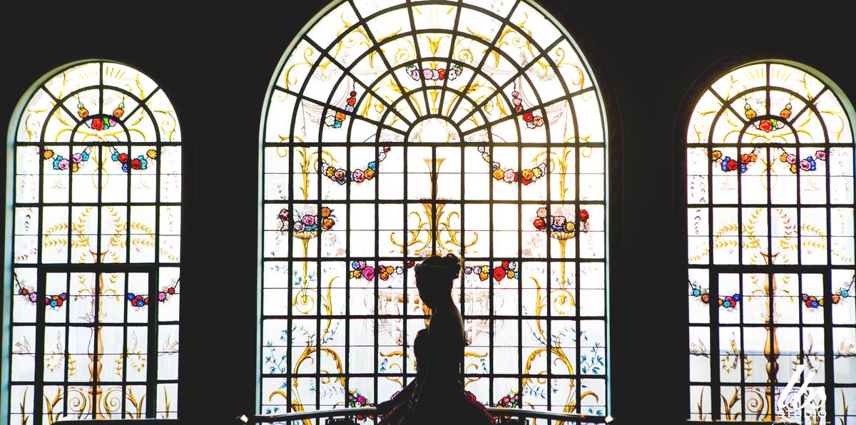 Imagem capa - Ensaio Beatriz - Palácio dos Cedros - por Adilson Marques  por LBS Studio
