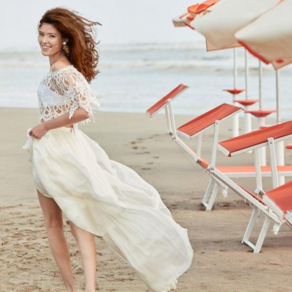Imagem capa - 4 passos para escolher o vestido de noiva perfeito para casamento na praia por LBS Studio