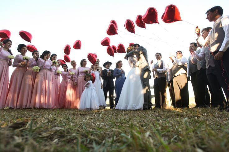Imagem capa - Balões de coração  por JC Foto e Vídeo