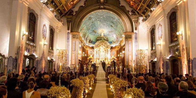 Imagem capa - Superstições de casamento: Dentro da igreja por JC Foto e Vídeo