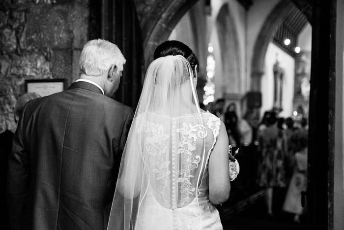 Imagem capa - Superstições de casamento: Chegada à igreja. por JC Foto e Vídeo
