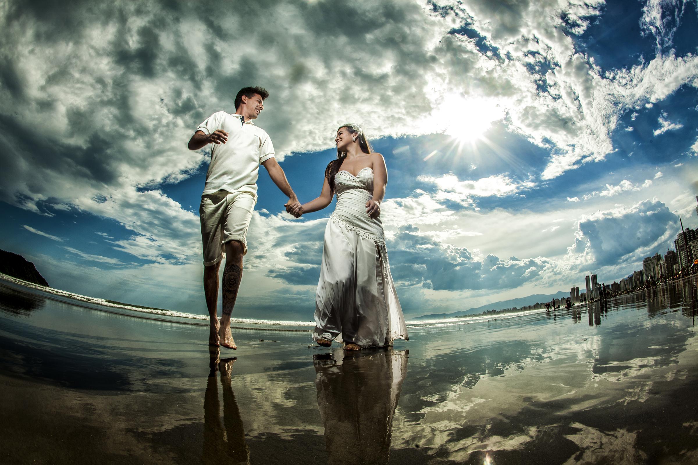 Imagem capa - SAIBA O QUE É Same Day Edit, Trash the Dress, Save the Date, Pré Wedding e Love Story por ADRIANO DIAS