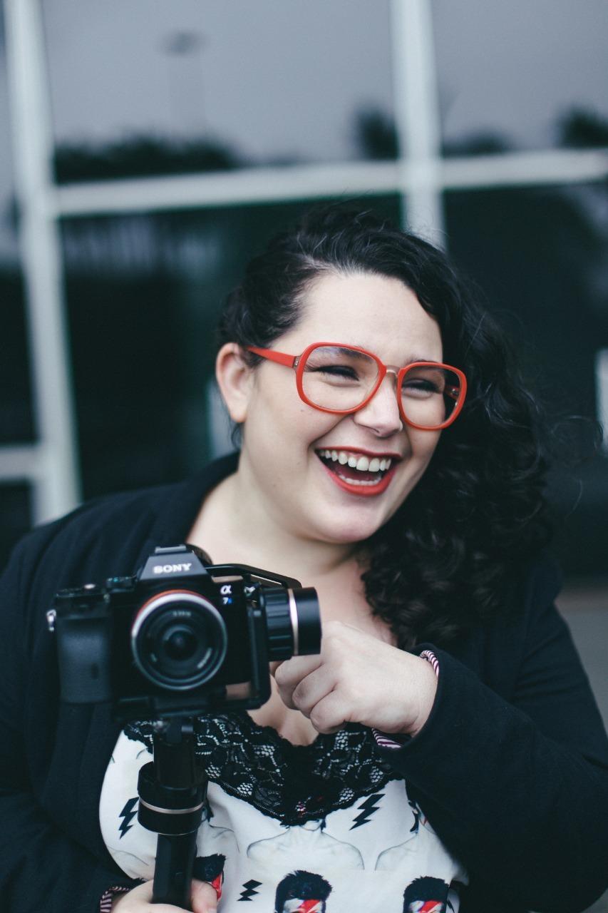 Sobre Jéssica Andrade- Filmes criativos e exclusivos