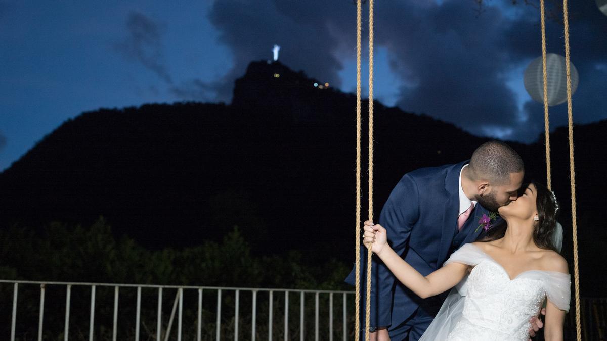 Imagem capa - Casamento Leve da Juliana e do Lincoln  por Jéssica Andrade