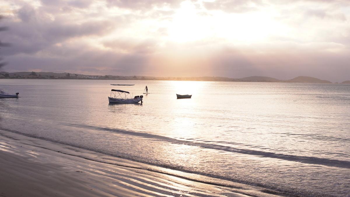 Imagem capa - Casamento na praia mais tranquilo do planeta!  por Jéssica Andrade