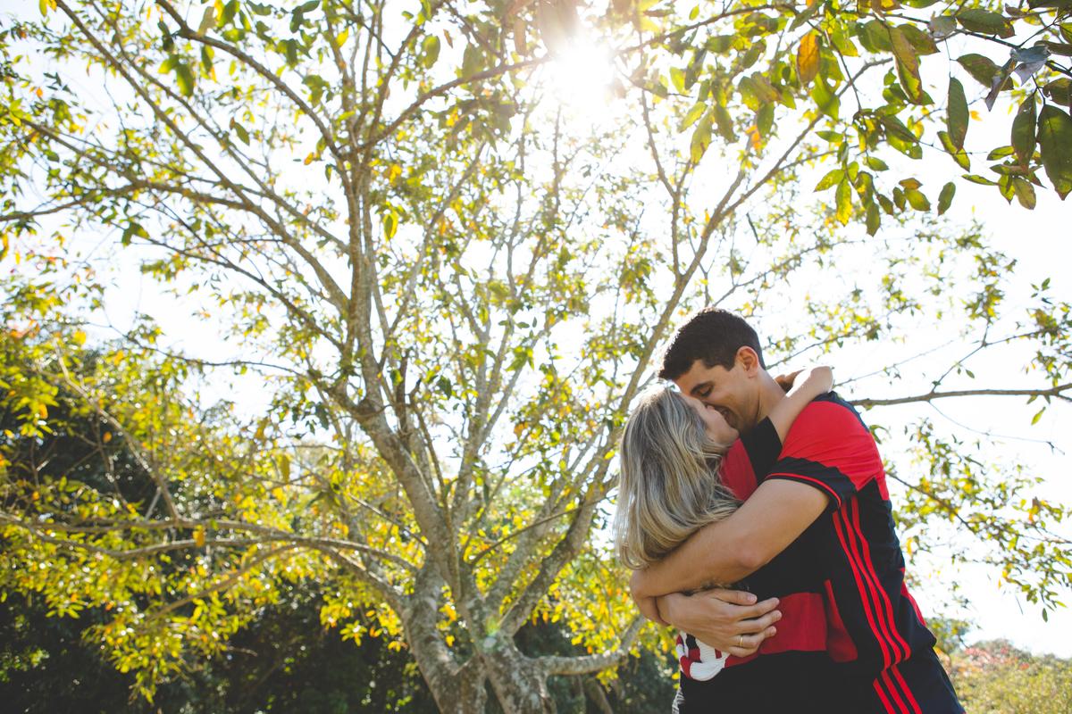 Imagem capa - Eu os declaro Flamengo e Flamengo. ops!  Casados!  por Jéssica Andrade