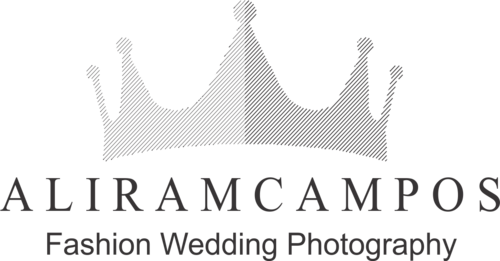 Logotipo de Aliram Campos Fashion Wedding