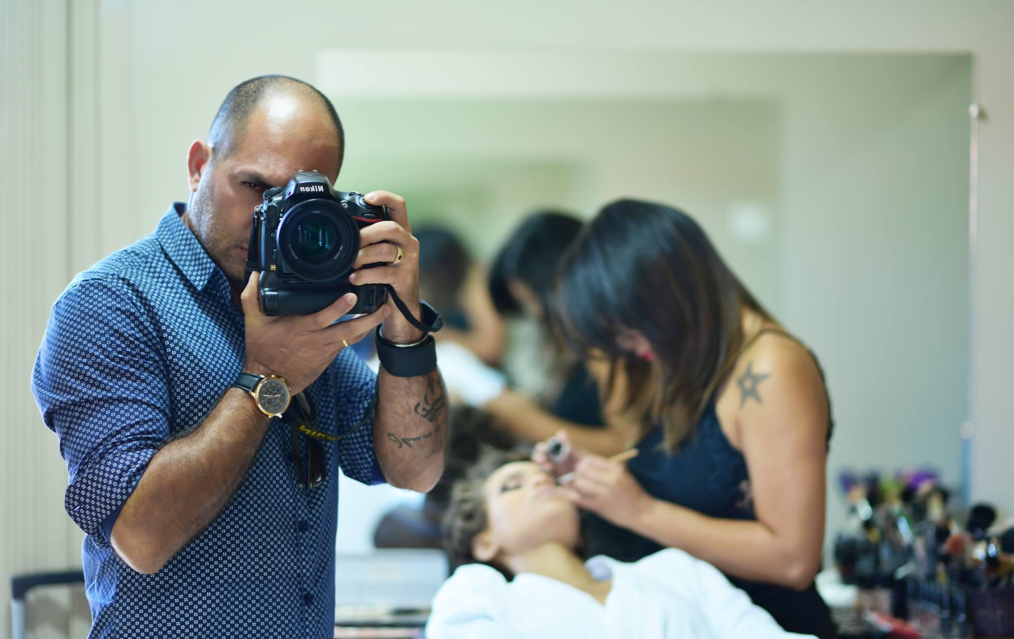 Sobre Fotógrafo de casamento e Moda - Aliram Campos Fashion Wedding