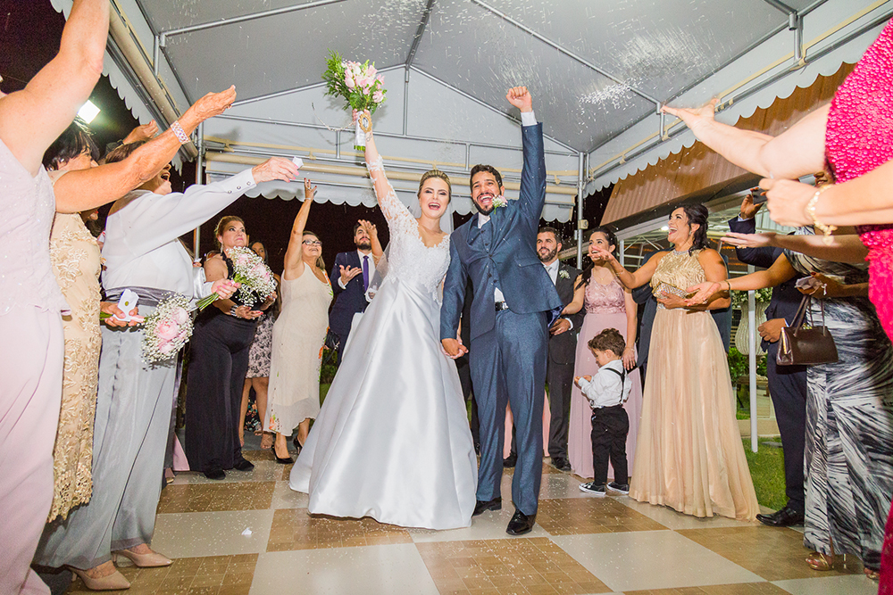 Imagem capa - Casamento de Antonely & Matheus |  Paróquia N. Sr.ª Senhora da Luz em Aracaju/SE por Filipe Nascimento