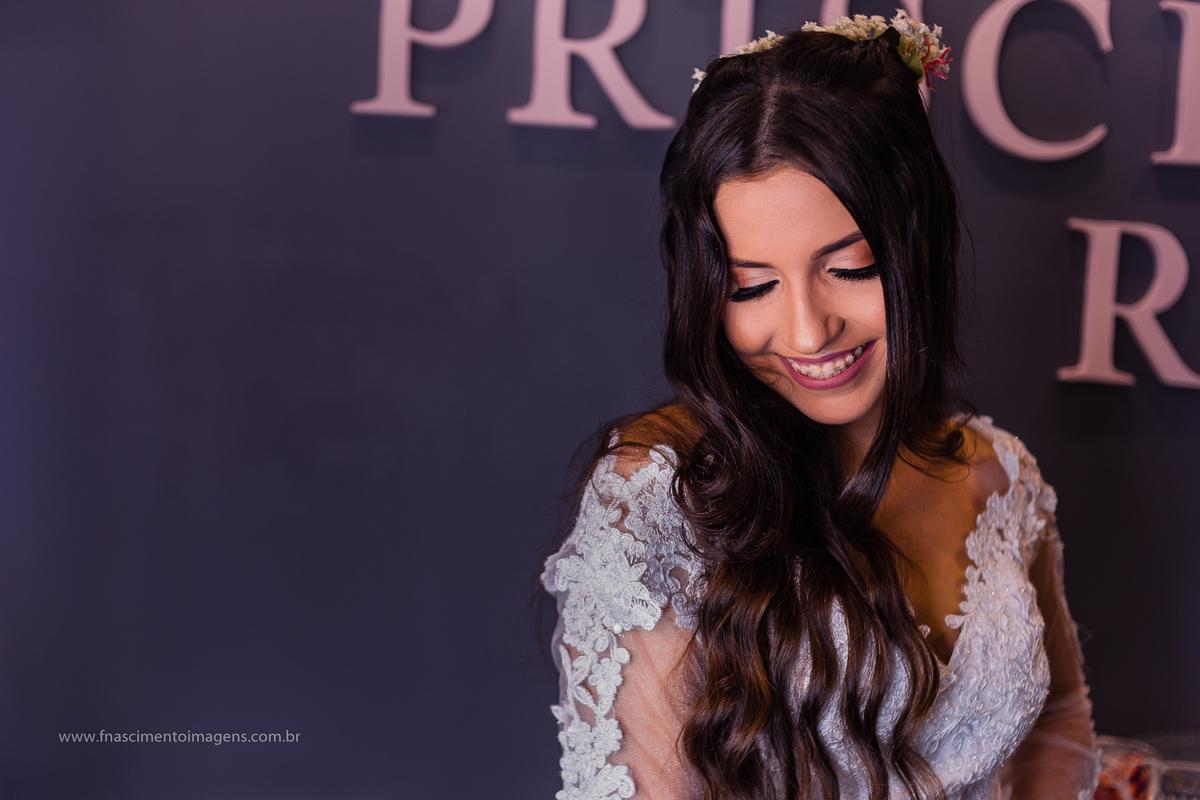 Imagem capa - Makeup da noiva Hellen Lima por Filipe Nascimento