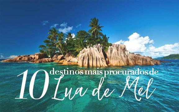 Imagem capa - 10 destinos de LUA DE MEL mais procurados pelos noivos brasileiros por Filipe Nascimento