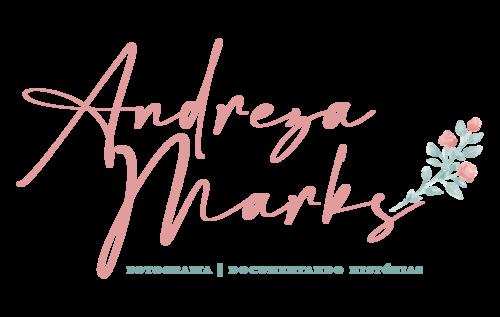 Logotipo de Andreza Marks