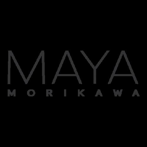Logotipo de Maya Morikawa