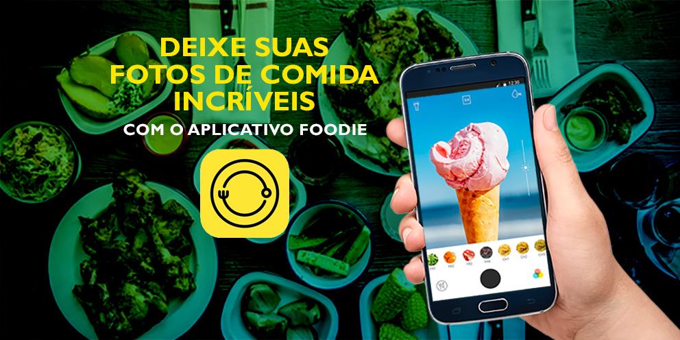 Imagem capa - Foodie: o melhor aplicativo para fotos de comida! por Victor Suriano Pereira