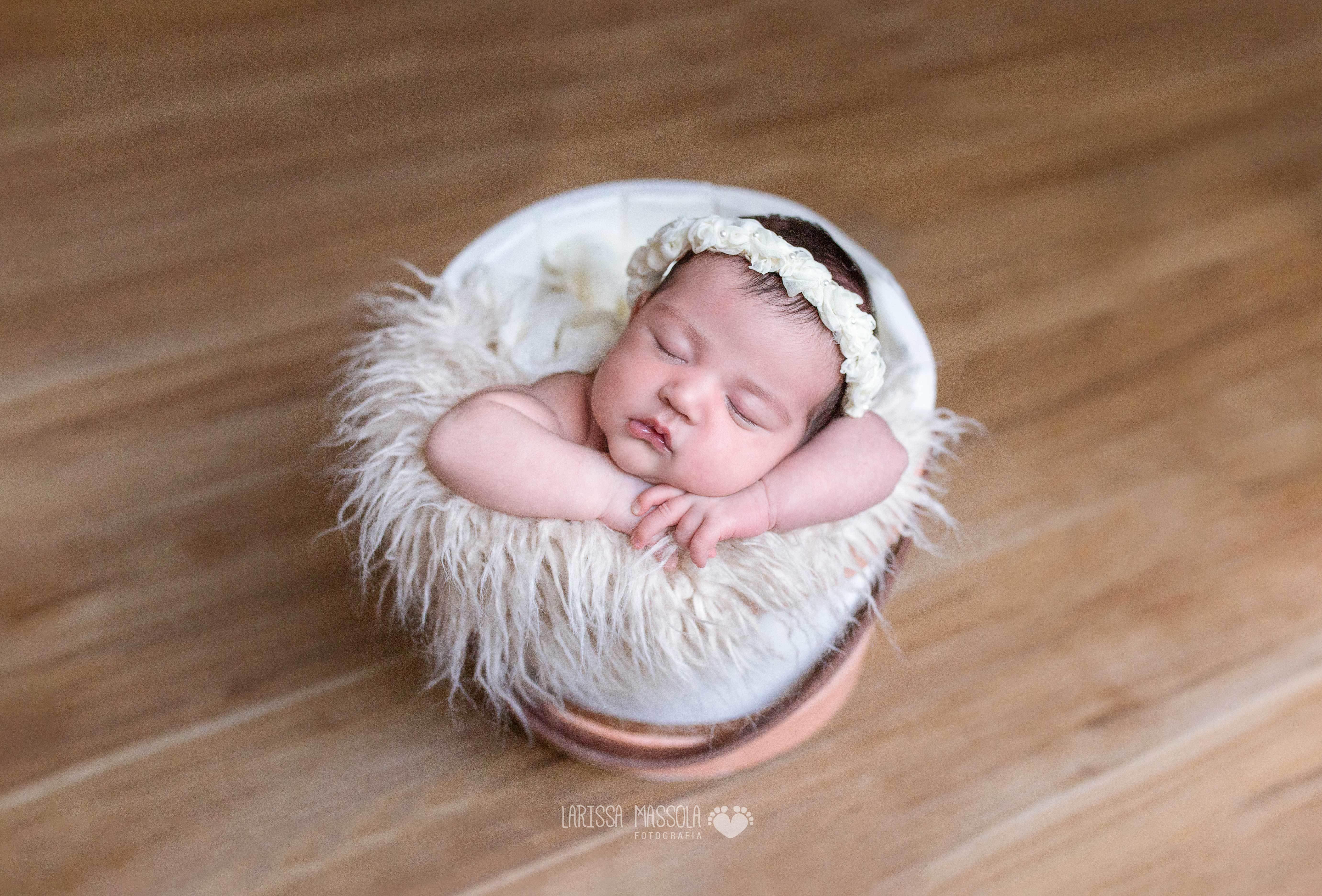 Contate Larissa Massola: Fotógrafa de Newborn em Jaú, Bauru e região