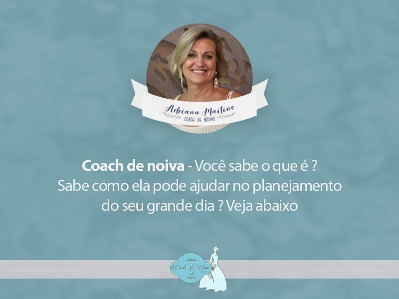 Imagem capa - Coaching de Noivas-Você sabe oque é? por MARCELO ROMA