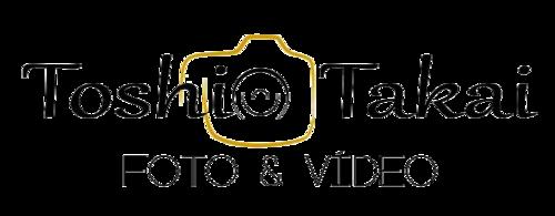 Logotipo de Toshio Takai Foto e Vídeo