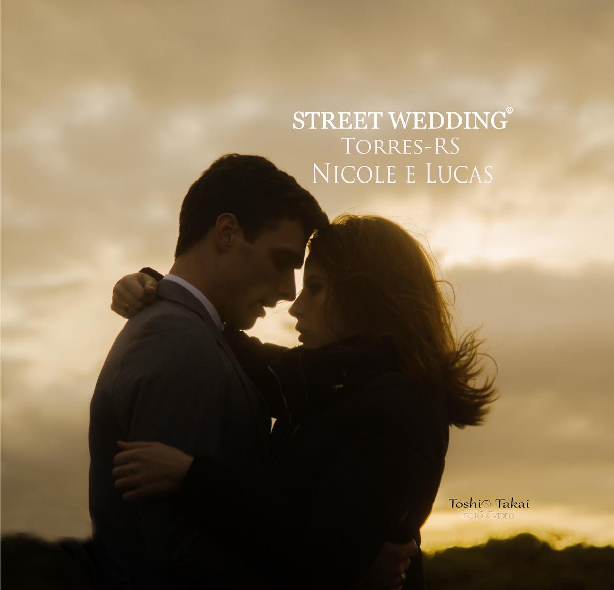 Imagem capa - Street Wedding por Toshio Takai Foto e Vídeo