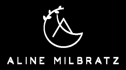 Logotipo de ALINE MILBRATZ