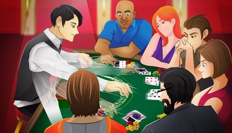 Imagem capa - Cara Main Permainan Live Casino yang Gampang Menang por taruhanonline