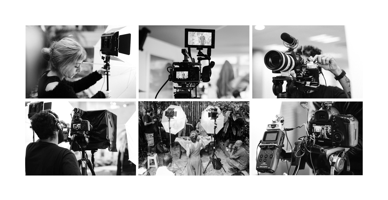 Sobre Chá Filmes - Produção de vídeos para mídias digitais e cobertura de eventos - Por Júnior Barros