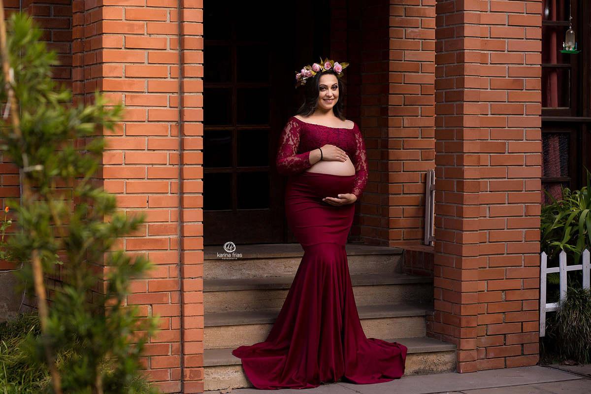 Imagem capa - Para ler antes da maternidade por Karina Ferreira Frias