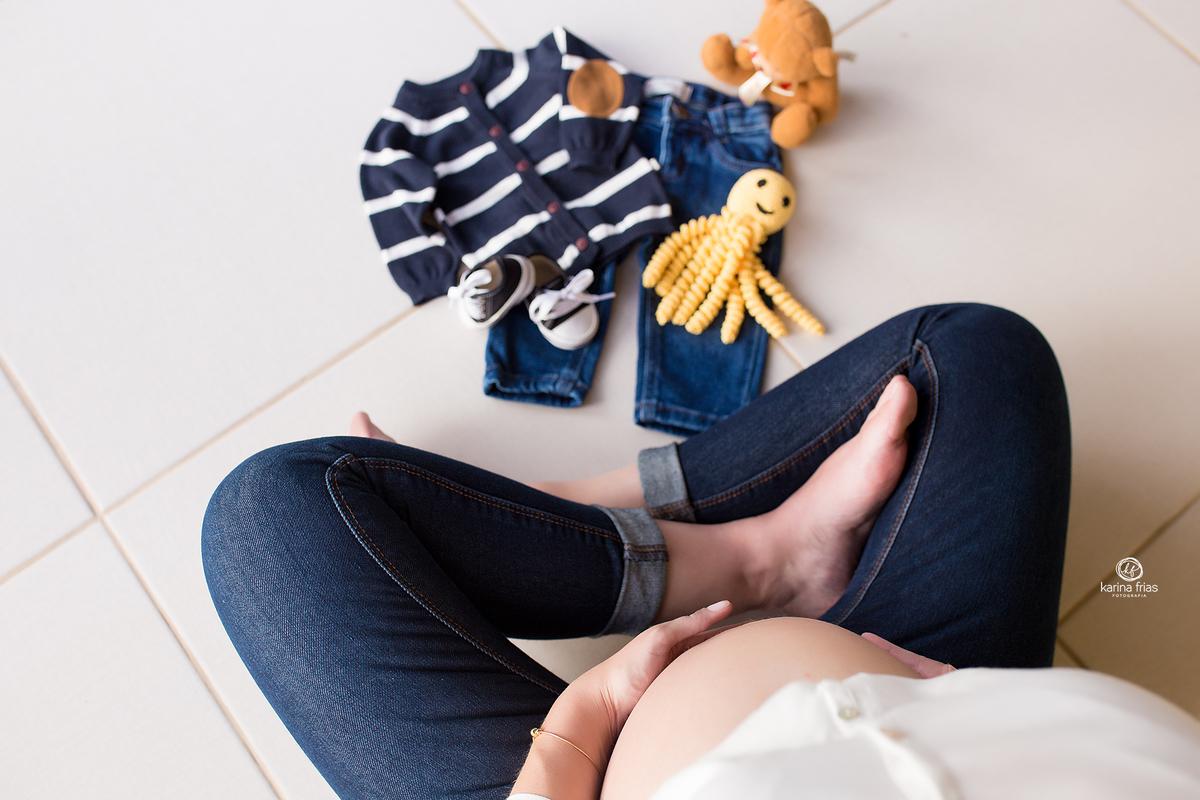 Imagem capa - A relação única que nasce na gestação! por Karina Ferreira Frias